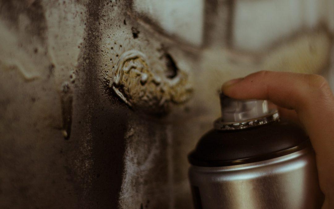 Spraymaling til træ og metal